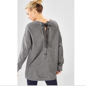 Fabletics Nina Lace-back Pullover